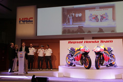 The 2013 Repsol Honda Team challenger