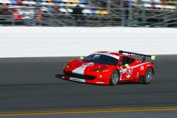 #63 Scuderia Corsa Ferrari 458: Alessandro Balzan, Marco Frezza, Alessandro Pier Guidi, Olivier Beretta