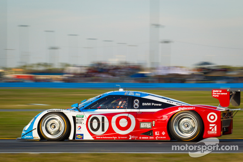 2013: #01 Chip Ganassi Racing, Riley-BMW