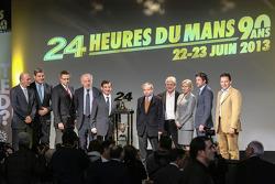 Пресс-конференция ACO, Париж, презентация.
