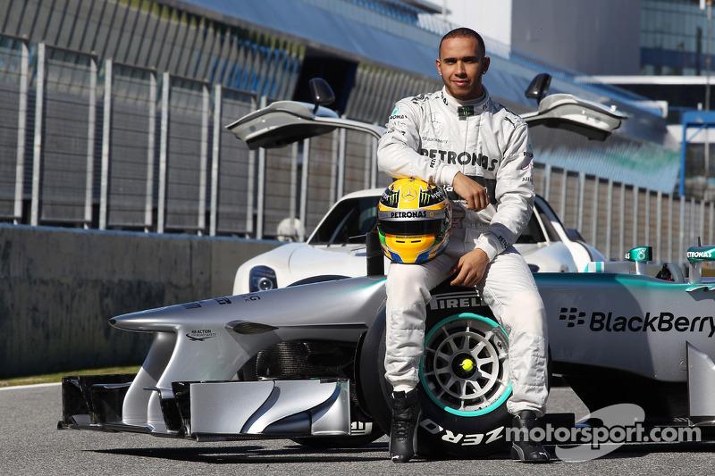 2012-2013: Lewis Hamilton van McLaren naar Mercedes