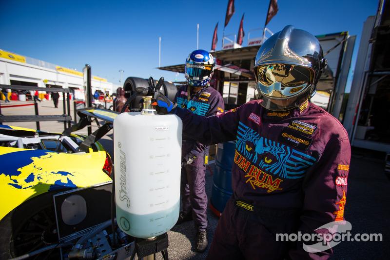 Audi Sport Rum Bum Racing teamlid
