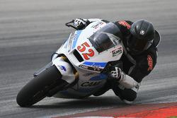 Lukas Pesek , Came Ioda Racing Project