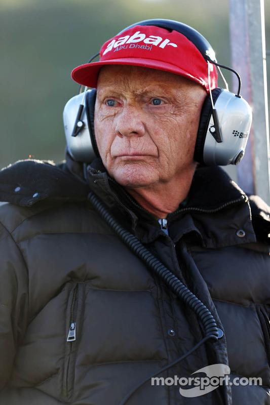 Niki Lauda, Mercedes Presidente de Honra