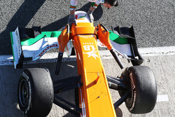 Sahara Force India F1 VJM06 front wing