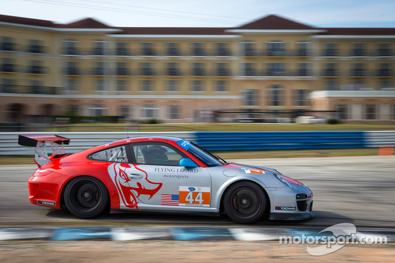 #44 Flying Lizard Motorsports Porsche 911 GT3 Cup: Spencer Pumpelly, Nelson Canache, Archie Hamilton