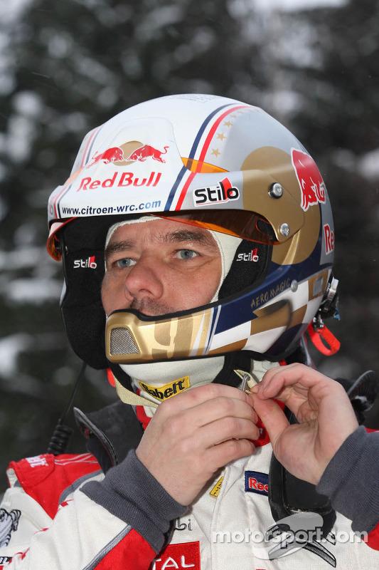 Sébastien Loeb, Citroën DS3 WRC, Citroën Total Abu Dhabi World Rali Team