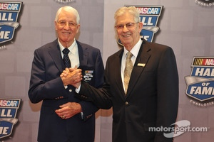 Glen Wood and Leonard Wood
