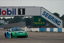 #17 Team Falken Tire Porsche 911 GT3 RSR: Bryan Sellers