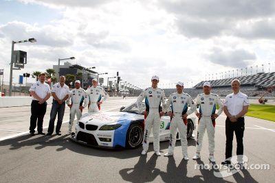 Apresentação da BMW Z4 GTE