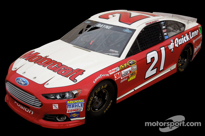 Wood Brothers reveal Daytona 500 paint scheme