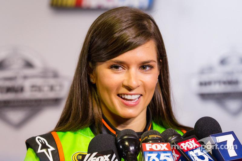 Danica Patrick (IndyCars, NASCAR)