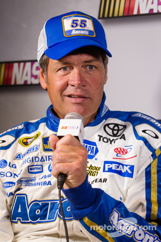 Michael Waltrip, Swan Racing Toyota