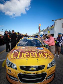 Car of Austin Dillon, Richard Childress Racing Chevrolet