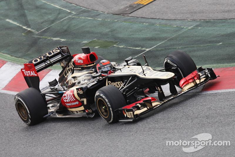 Kimi Raikkonen, Lotus F1 E21 (2013)