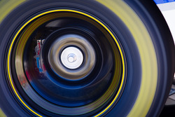 Drehendes NASCAR-Rad