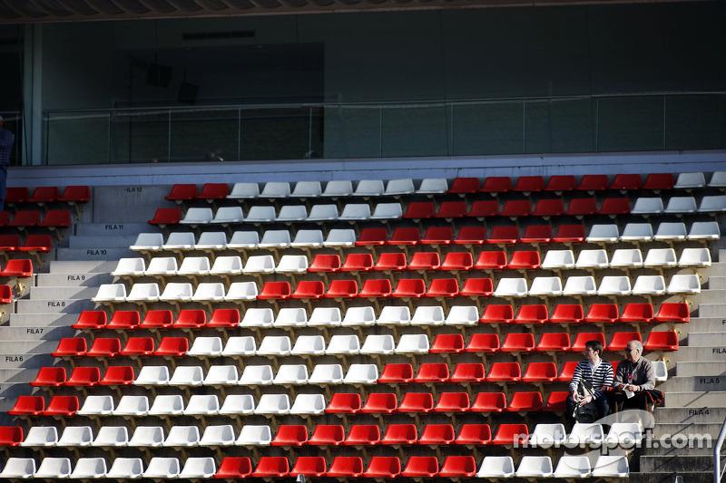 Февральские тесты в Барселоне, Среда.