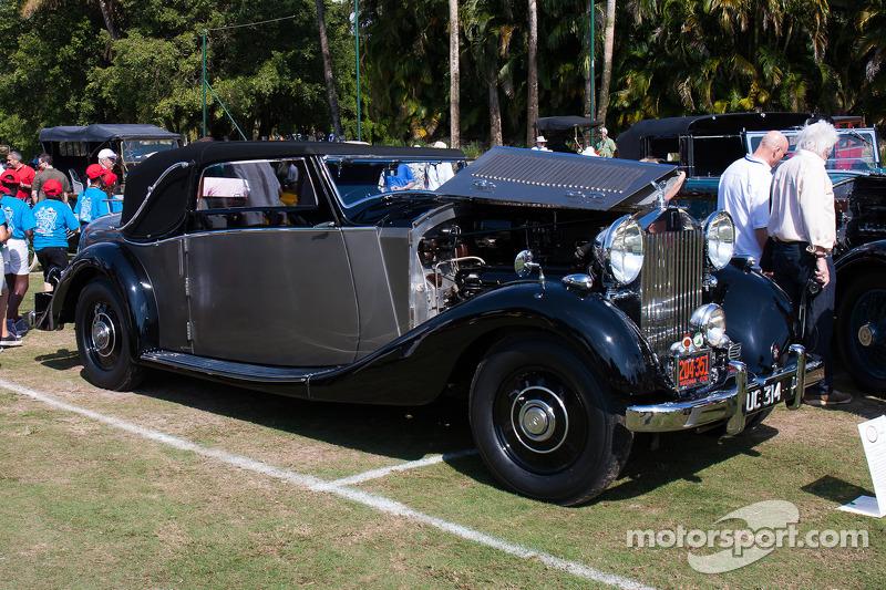1936 Rolls-Royce Phantom III Drophead Coupe
