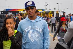 Hip hop recording artist T.I.