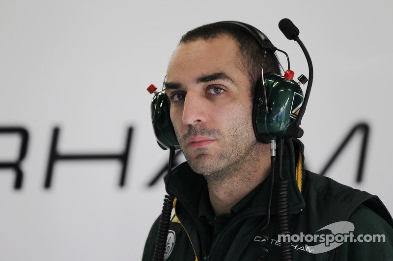 Cyril Abiteboul, Teambaas Caterham F1