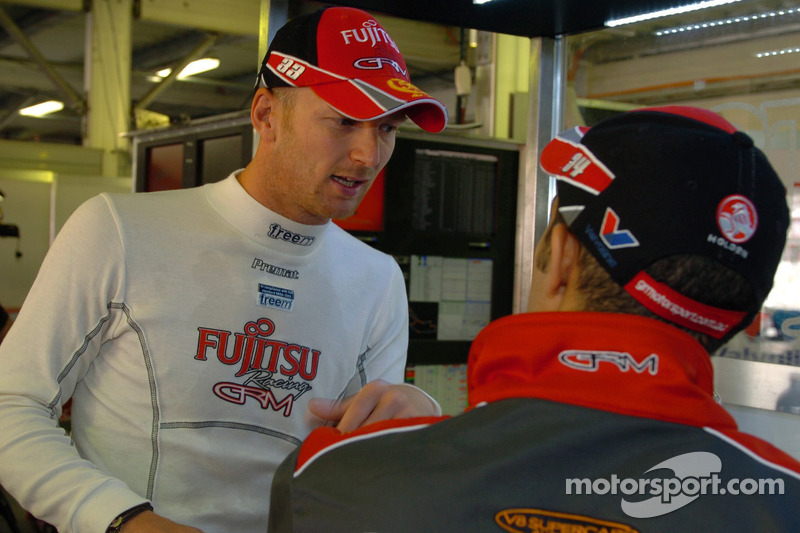 Alexandre Prémat, Fujitsu Racing GRM