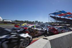 Problemaa para Rick Kelly, Jack Daniels Racing