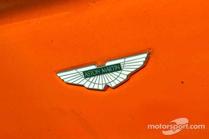 Aston Martin Racing Aston Martin Vantage V8 detail