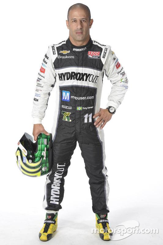 Tony Kanaan, KV Racing