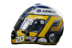 The helmet of Charles Pic, Caterham