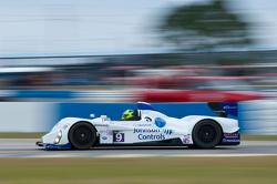 #9 RSR Racing ORECA FLM09: Bruno Junqueira, Alex Popow