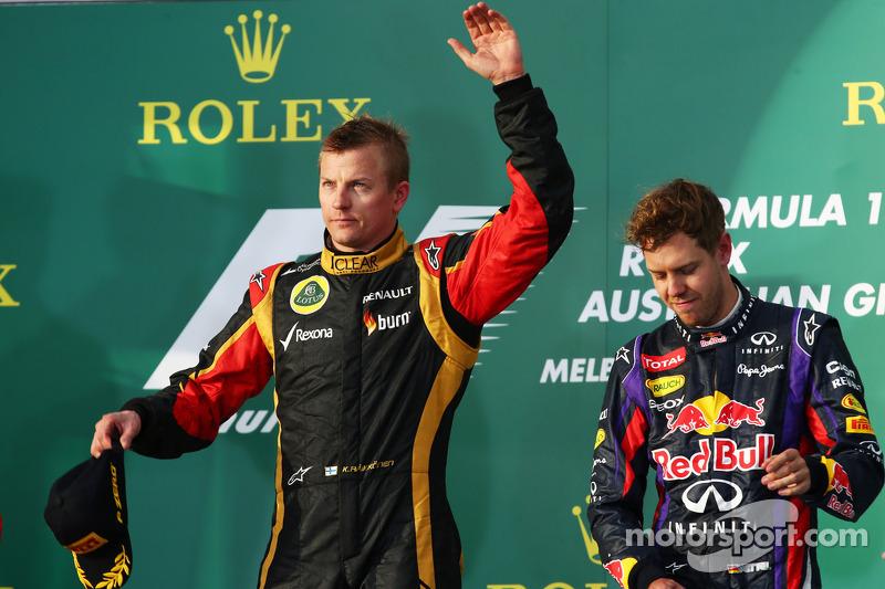Grand Prix von Australien 2013 in Melbourne: Sieger