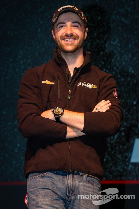 Apresentação de pilotos: James Hinchcliffe, Andretti Autosport Chevrolet