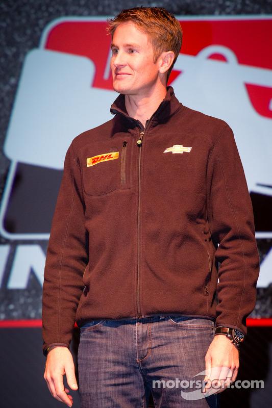 Apresentação de pilotos: Ryan Hunter-Reay, Andretti Autosport Chevrolet