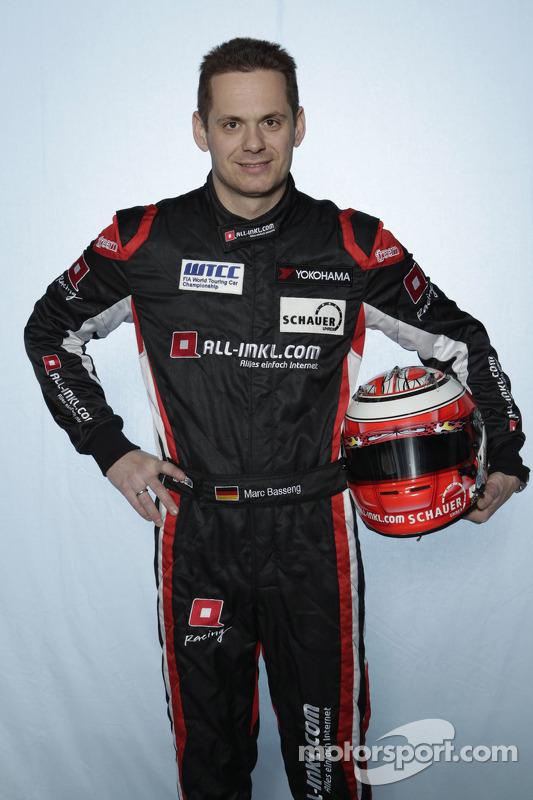 Marc Basseng, SEAT Leon WTCC, Munnich Motorsport