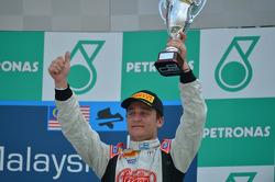 Podium: third place Stefano Coletti