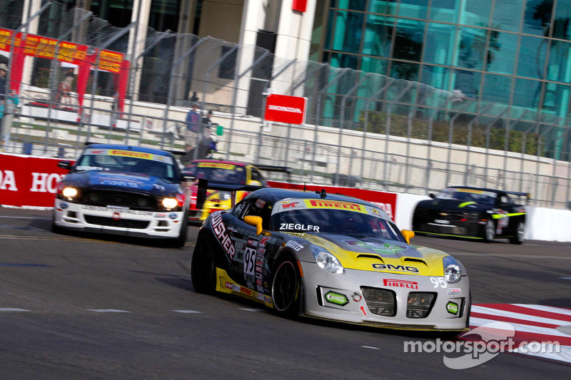 Bill Ziegler, Global Motorsports Group/Swisher Racing/GMG/Pontiac Solstice