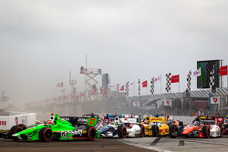 Start: James Hinchcliffe, Andretti Autosport Chevrolet