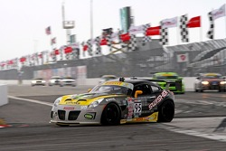 Bill Ziegler, Global Motorsports Group Pontiac Solstice