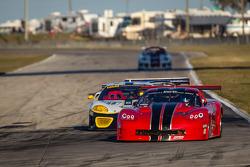 #75 2006 Chevrolet Corvette: Charles Wicht