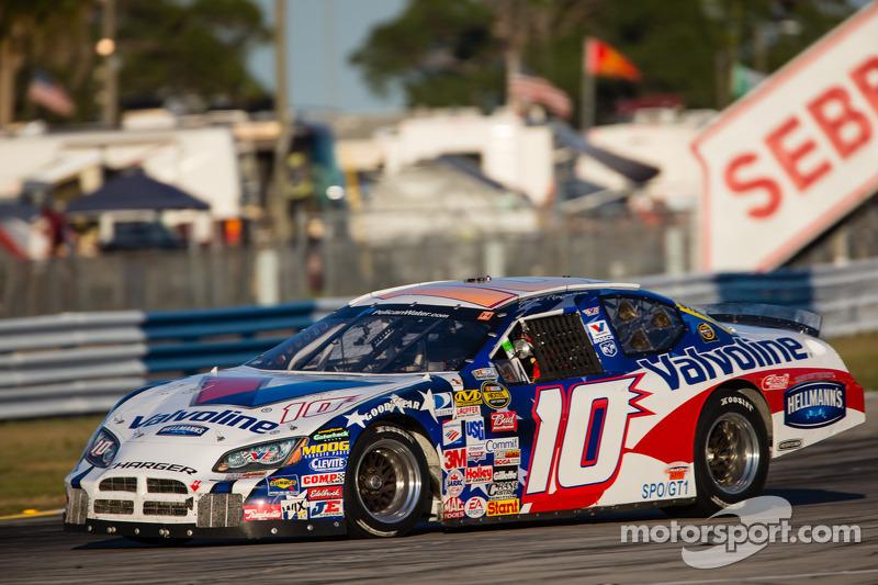 Dodge Charger List >> #10 2005 NASCAR Dodge Charger: Ron Stanley at SVRA: Sebring