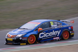 Adam Morgan, Ciceley Racing