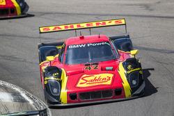 Team Sahlen BMW Riley: Dane Cameron, Wayne Nonnamaker
