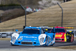 Chip Ganassi Racing with Felix Sabates BMW Riley: Scott Pruett, Memo Rojas