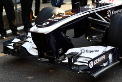 Williams FW35 front wing