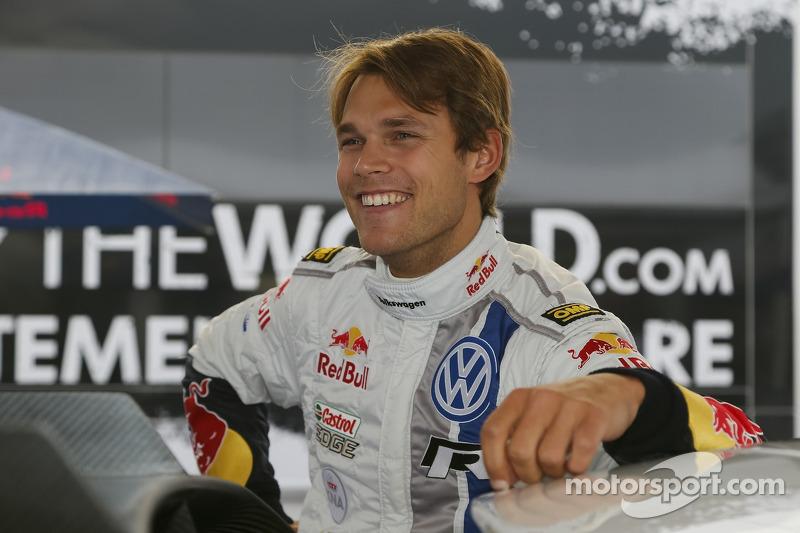 Andreas Mikkelsen, Volkswagen Polo-R WRC