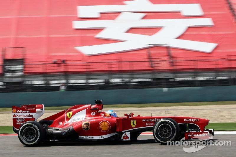 2013: Фернандо Алонсo, Ferrari F138