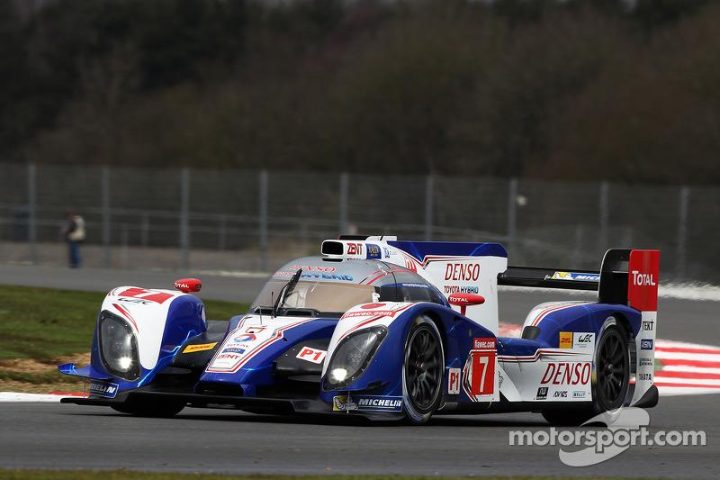 Alexander Wurz, Nicolas Lapierre, Toyota Racing, Toyota TS030 Hybrid