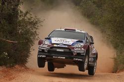 Evgeny Novikov, Ilka Minor , Ford Fiesta WRC, Qatar M-Sport WRT
