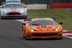 #81 8 Star Motorsports Ferrari 458 Italia: Vicente Potolicchio, Rui Aguas, Philipp Peter