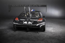 Teaser do Peugeot 208 T16 that Sébastien Loeb pilotará no Pike Peak Hill Climb